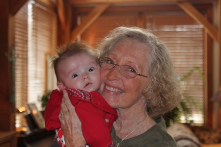 Granny Holly & Ava Isobella