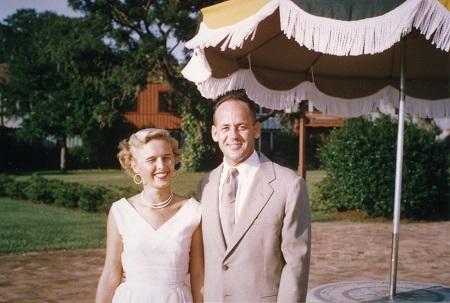 Nannah & Grandad circa 1955