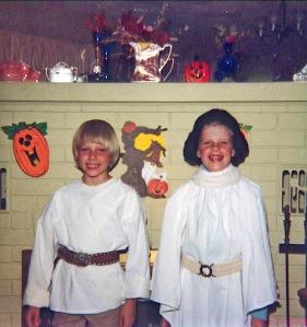 Halloween, the year I was ten.