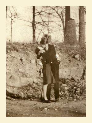 Gran & Granddad Kent (1920s)