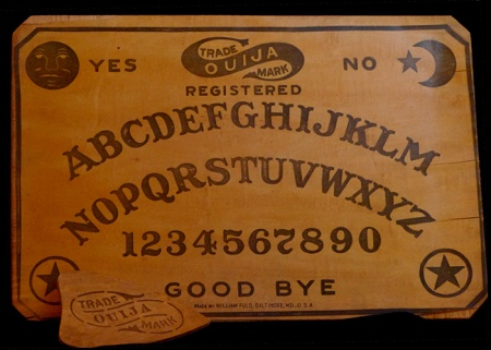 My Great Grandmother's Ouija Board