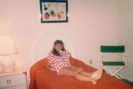 Me in My Room at Boca Grande